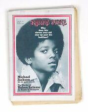 Rolling Stone Magazine No. 81 Michael Jackson 1971 Apr 29