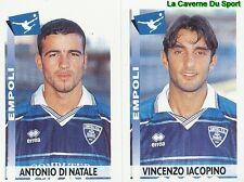 504 DI NATALE IACOPINO ITALIA EMPOLI.FC STICKER CALCIATORI 2001 PANINI