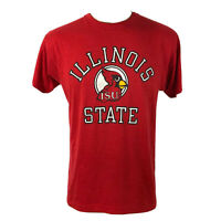 VTG 90s Screen Stars Illinois State University Redbirds Single Stitch Shirt A015