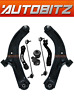 Fits NISSAN MICRA K12 02> FRONT WISHBONE ARMS, LINKS, SWAY BARS & SUBFRAME BUSHS
