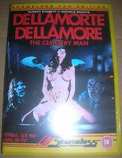 DELLAMORTE DELLAMORE - THE CEMETERY MAN UK Region 2 PAL DVD Rupert Everett MINT