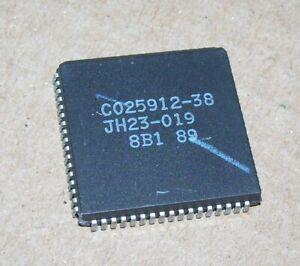 Atari 520 1040 ST STF STFM Mega computer MMU Memory Management Unit 68 pin IC