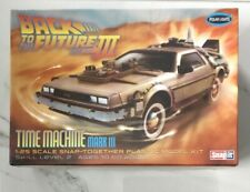 Polar Lights 1/25 Back To The Future Time Machine Mark Iii Snap Fit Model 926 Fs