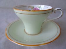 Unboxed Tea Cup & Saucer British Aynsley Porcelain & China