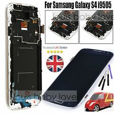 For Samsung Galaxy S4 i9505 LCD Digitizer Touch Screen Display Frame Assembly UK
