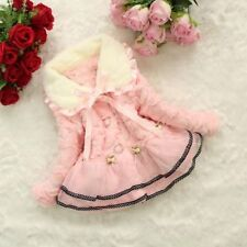 Unbranded Faux Fur Clothing (2-16 Years) for Girls