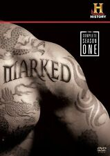 Marked Season One -(2 disc set)-REGION 4-Brand new-Free postage