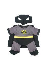 """Teddy Bear Clothes Batman /BatBoy, fits 16"""" teddy mountain and Build a Bear"""