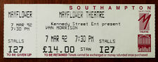 More details for van morrison mayflower theatre southampton 7th march 1992 unused ticket