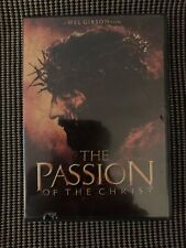 The Passion Of The Christ Dvd