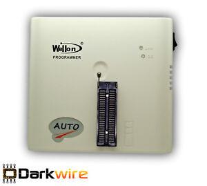 Wellon AUTO300+ ECU MCU Vehicle Electronics Programmer - Motorola Freescale ISP