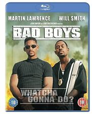 Bad Boys [Region Free] [Blu-ray] [1995] New Sealed UK Release - Will Smith
