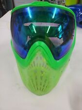 Virtue Vio XS Mirrored Lens Lime Green