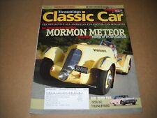 Hemmings Classic Car Magazine December 2007 - 1958/1959/1960 T-Bird - Morman
