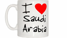 I Love Heart Saudi Arabia Mug