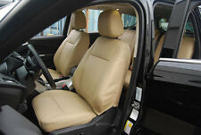FORD ESCAPE 2013-2016 IGGEE S.LEATHER CUSTOM SEAT COVER 13COLORS AVAILABLE