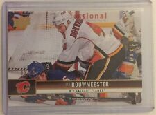 2012-13 Series 1 Jay Bouwmeester /10 UD Exclusive Upper Deck 12/13 SP SSP