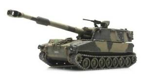 Artitec 6870133 - 1/87 HO Scale UK M109 A2 Self Propelled Howitzer British Army