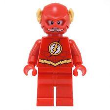 Lego FLASH Minifigure **ORIGINAL LEGO** New minifig DC  from set 76012 / 76026