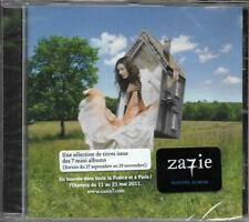 CD ZAZIE 7 14 TITRES  NEUF SCELLE DE 2010