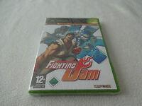 Capcom Fighting Jam Xbox Spiel neu new sealed