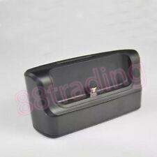 Dedicato DOCK Cradle Caricabatterie Desktop Stand OTG per Samsung Galaxy S6