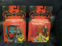 Batman and Robin Batgirl Jungle Venom Poison Ivy Figures Kenner 1997 NEW