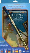 """WALTONS Irish Tin Whistle """"Dublin"""" mit Lehrheft"""