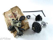 Trivelox Hub & Derailleur Kit 3 speed Model B 1930-40's Vintage Road Bike NOS
