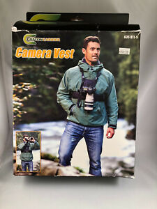 Cotton Carrier 635 RTL-S Camera Vest for 1 Camera