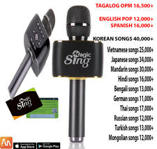 Magic Sing Karaoke Microphones for sale | eBay