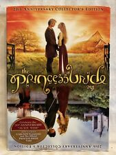 The Princess Bride 20th Anniversary Collectors Edition Dvd Cary Elwes