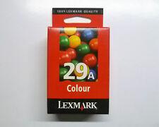 Lexmark 29 A Color x2500 x2530 x2250 x5070 x5320 x5490 z845 z1300 z1310 neuf dans sa boîte