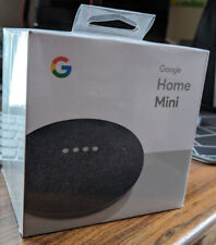 Google Home Mini Voice-Activated Wireless Bluetooth Speaker - Charcoal ***.*^