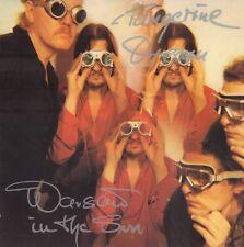 "TANGERINE DREAM – Warsaw In The Sun (1984 UK VINYL SINGLE 7"")"