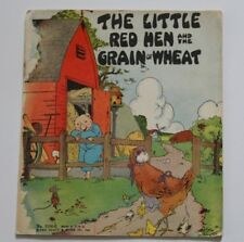 The Little Red Hen and the Grain of Wheat