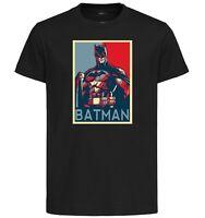 T-Shirt Black - Propaganda DC Heroes - Batman