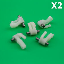 5 Pack Double Lever Choke For Stihl MS200T MS200 020T Chainsaw OEM 1129 180 8000
