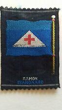 SAMOS AEGEAN GREEK ISLAND GREECE FABRIC FLAG