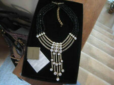 """THE ORIGINAL HEIDI DAUS CRYSTAL NECKLACE  """" AN AFFAIR TO REMEMBER """"   * NEW *"""
