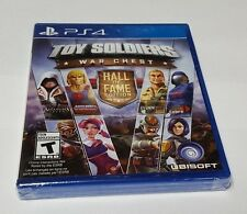 Toy Soldiers: War Chest Hall of Fame Edition (PlayStation 4, 2015)