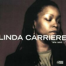 Linda Carriere She said (2002)  [CD]