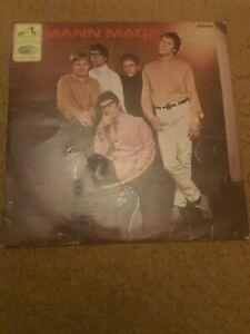 MANFRED MANN - Mann Made 1965 Vinyl Album Mono 1st UK HMV CLP 1911