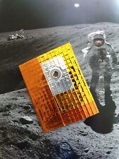 NASA Apollo Saturn V Moon Rocket *Kapton* Gold Mylar Electronic Shielding piece