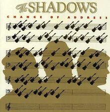 The Shadows Change of Address CD 2012
