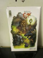 Realm of the Claw #2  Image comics BAGGED BOARDED