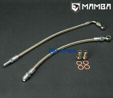 Turbo Water Line hose Dodge Neon SRT-4 PT CRUISER w/ Garrett GT3076R GT3582R BB