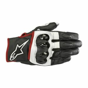 Alpinestars Celer v2 Mens CE Certified Street Motorcycle Riding Leather Gloves