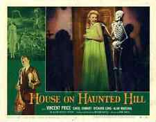"""House On Haunted Hill  Movie Poster Replica 11x14"""" Photo Print"""