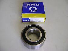 NMD 3205-2RS 5205-2RS DOUBLE ROW BALL BEARINGS 25X52X20.6 25mm X 52mm X 20.6mm